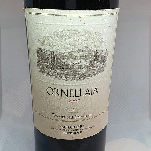 ORNELLAIA 2007 (BOLGHERI / SUPERIORE)