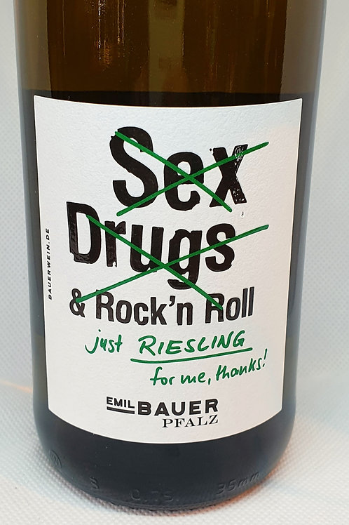 JUST RIESLING  - EMIL BAUER PFALZ
