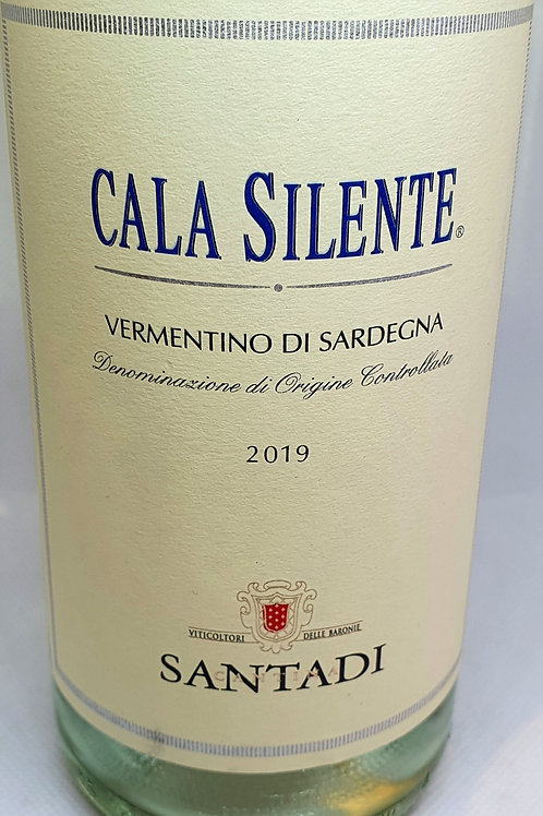 CALA SILENTE - VERMENTINO DI SARDENGA 2019