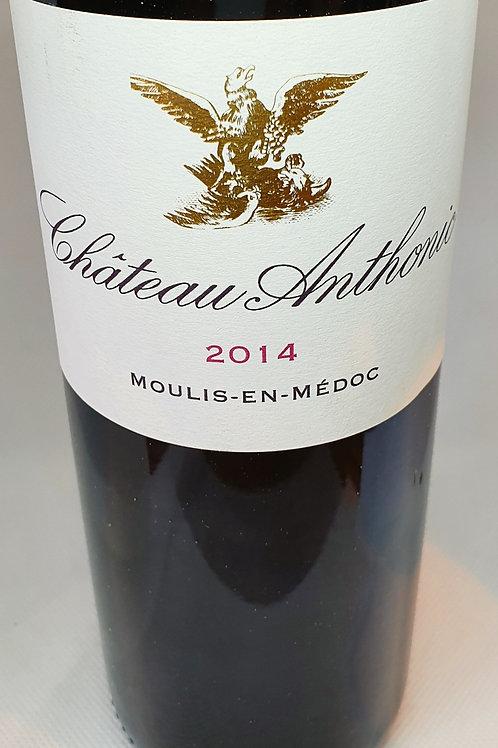 Château Anthonic (2014)