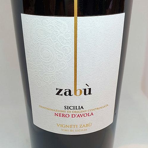 ZABU - NERO D'AVOLA