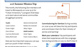 June Newsletter Available