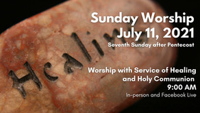 July 11, 2021 Online Resources for Service