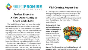 August Newsletter is Available!