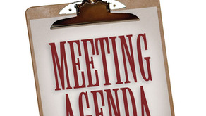 Agenda for Annual Meeting