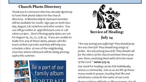 July Newsletter Available