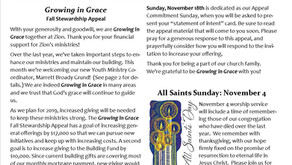 November Newsletter is now available!