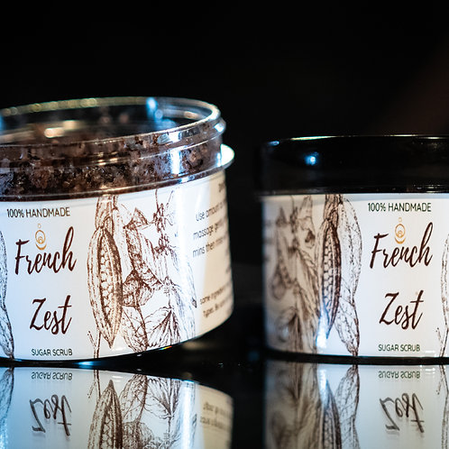 French Zest Body Polish