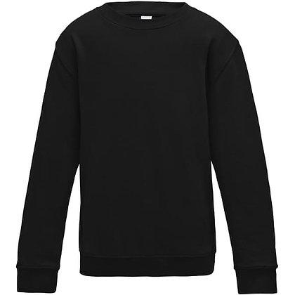 Sweat-shirt sans capuche enfants