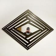 Statement Bronze Mirror