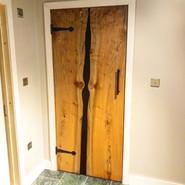 River Resin Door