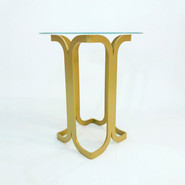 Sun Gold Side Table