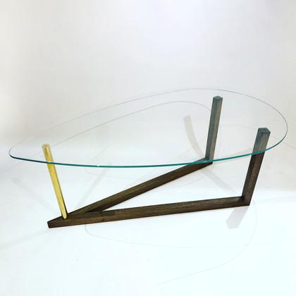 Elliptical Coffee Table
