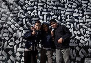 Fresques Hey Helal