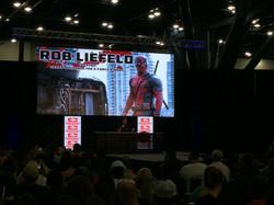 The Amazing Houston Comic-Con 2015