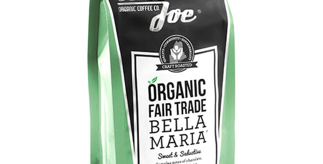 WICKED JOE COFFEE BELLA MARIA WHOLE BEAN COFFEE 12 OZ.