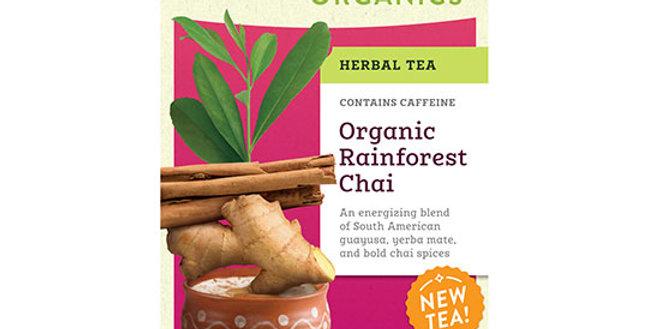 STASH TEA RAINFOREST CHAI TEA