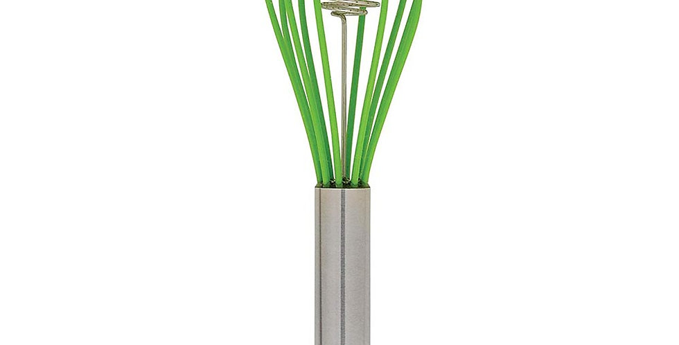 THE WORLD'S GREATEST GREEN DOUBLE HELIX RAPID WHISK