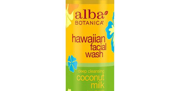 Alba Botanica Coconut Milk Facial Wash 8 fl. oz.