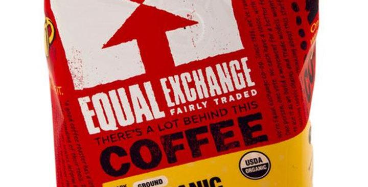 EQUAL EXCHANGE ORGANIC COLOMBIAN COFFEE 12 OZ.