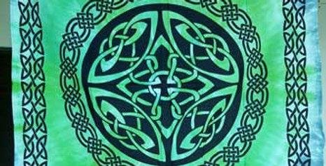 Shield Knot Altar Cloth