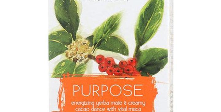 NUMI TEA PURPOSE ORGANIC HOLISTIC TEA 16 TEA BAGS