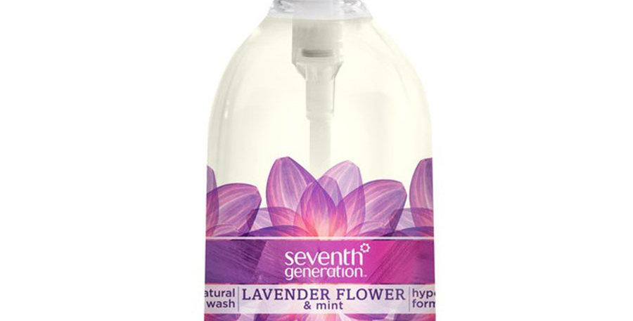 SEVENTH GENERATION LAVENDER FLOWER & MINT HAND WASH