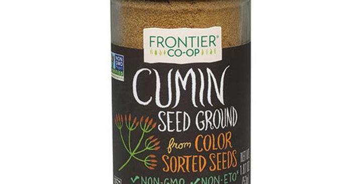 Frontier Ground Cumin Seed 1.87 oz.