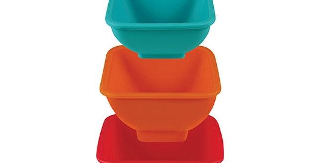 Silicone Flex & Pour Measuring Cups