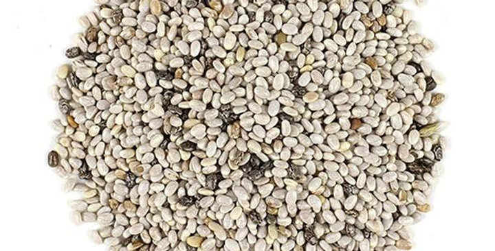 Frontier Organic White Chia Seeds 1 lb