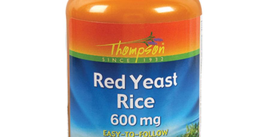 THOMPSON RED YEAST RICE 100 CAPSULES