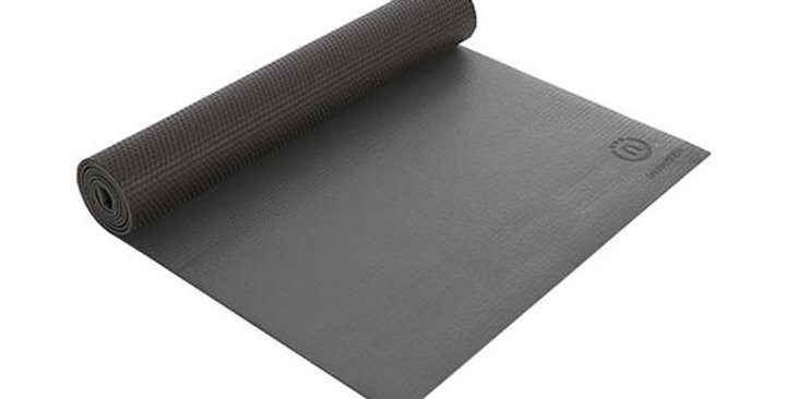 "NATURAL FITNESS CHARCOAL EXERCISE MAT 72"" X 23"" X 5/8"""