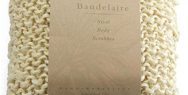 Baudelaire Sisal Body Scrubber