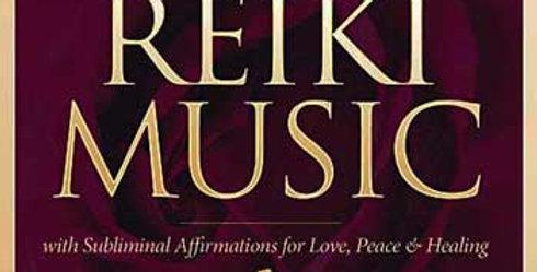 CD: Reiki Music Vol 1 by Martine Salerno