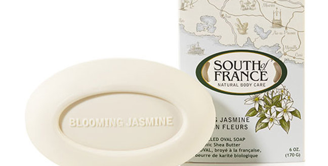 SOUTH OF FRANCE BLOOMING JASMINE BAR SOAP