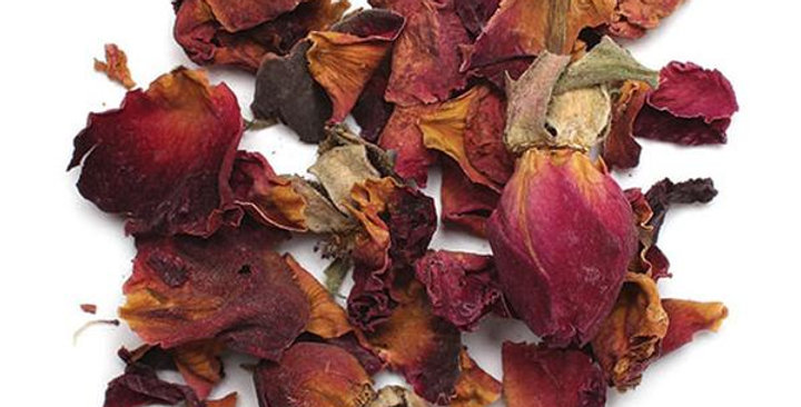 Frontier Whole Red Rose Petals 1 lb