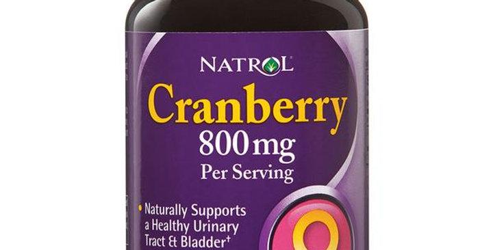 NATROL CRANBERRY CAPSULES 30 CAPSULES