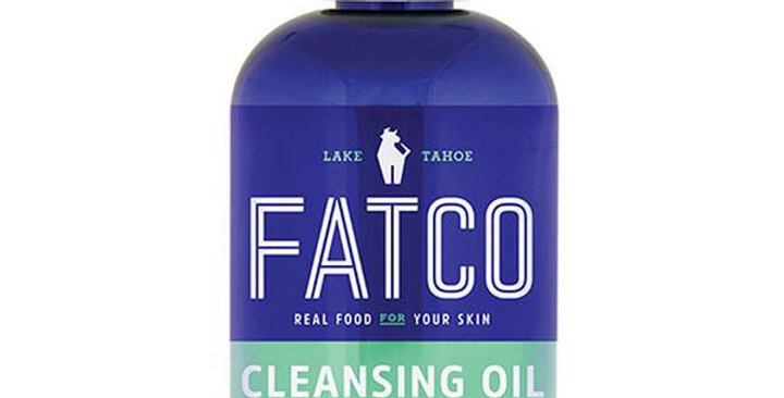 FATCO LAVENDER + ROSEMARY LEMONGRASS NORMAL/COMBO SKIN CLEANSING OIL 4 FL. OZ.