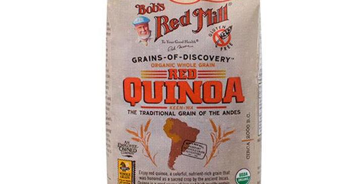 BOB'S RED MILL ORGANIC RED QUINOA 4 (16 OZ.) BAGS