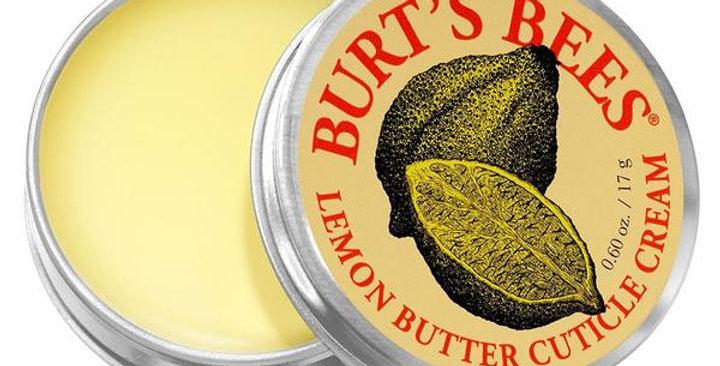 BURT'S BEES LEMON BUTTER CUTICLE CRÈME TIN 0.60 OZ.