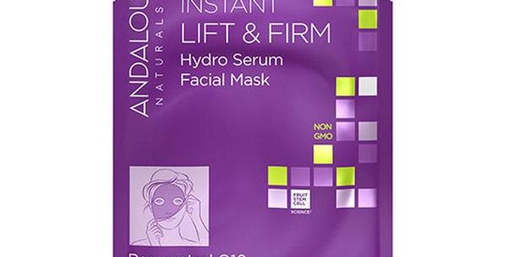 Andalou Naturals Beauty 2 Go Lift & Firm Facial Sheet Mask 6 fl. oz.