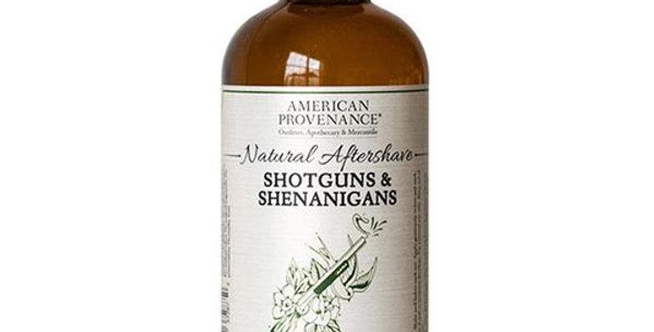 American Provenance Shotguns & Shenanigans After Shave 3.4 fl. oz.