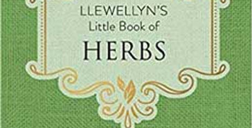 Llewellyn's Little Book Herbs (hc) by Holly Bellebuono