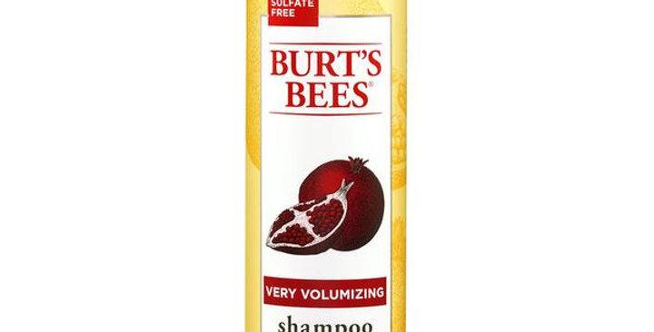 BURT'S BEES VERY VOLUMIZING POMEGRANATE SHAMPOO 10 FL. OZ.