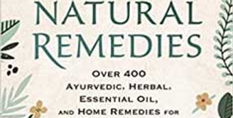 Llewellyn's Book of Natural Remedies by Vannoy Gentles Fite