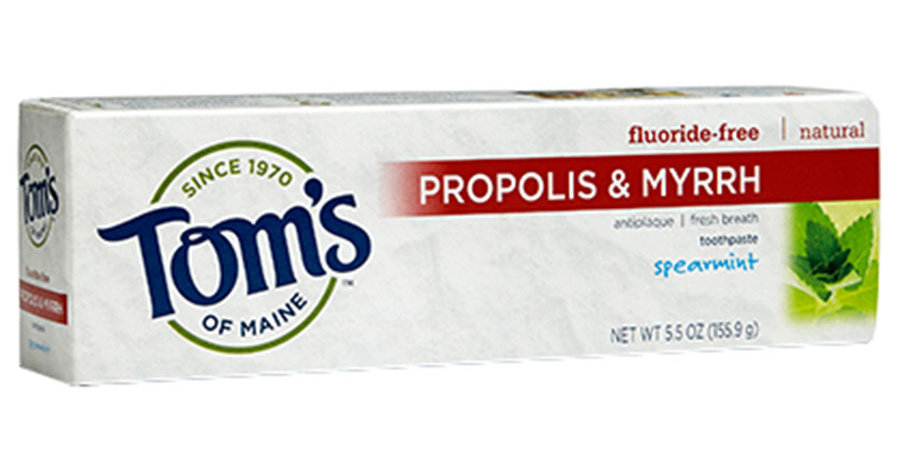 TOM'S OF MAINE SPEARMINT WHOLE CARE GEL