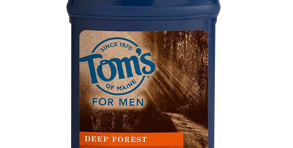TOM'S OF MAINE DEEP FOREST MEN'S DEODORANT STICK