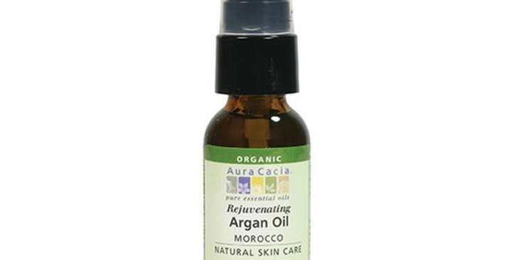 Aura Cacia Organic Argan Skin Care Oil 1 fl. oz.