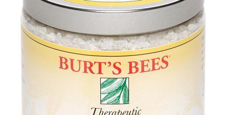 BURT'S BEES THERAPEUTIC BATH CRYSTALS 1 LB.