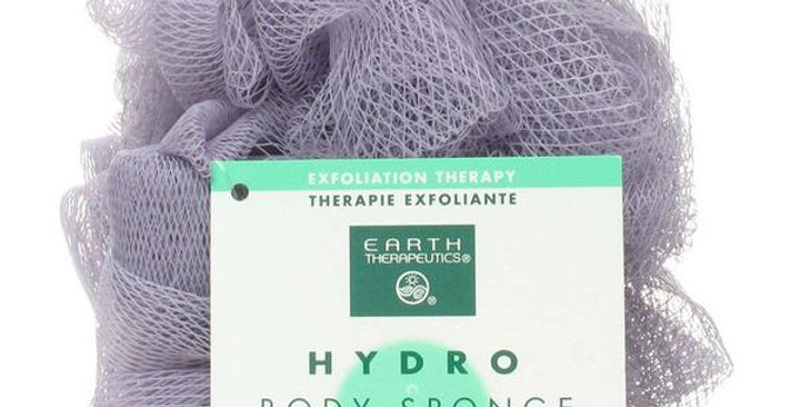 EARTH THERAPEUTICS LAVENDER HYDRO BODY SPONGE